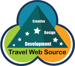 Travel Web Source Logo